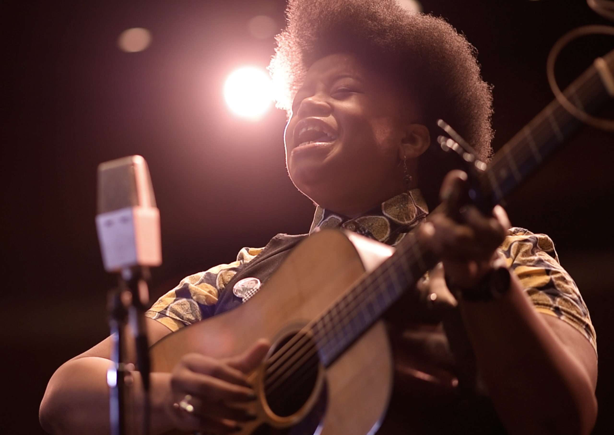 Watch Amythyst Kiah Sing Haunting New Song 'Wild Turkey'