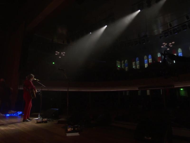 Brandi Carlile Concert Raises Over $100k for Roots Music Non-Profits